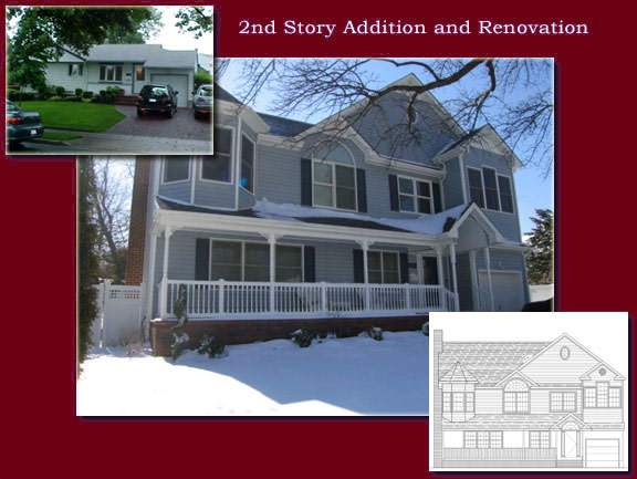 JL Drafting Residential 2nd Story Addition and Renovation